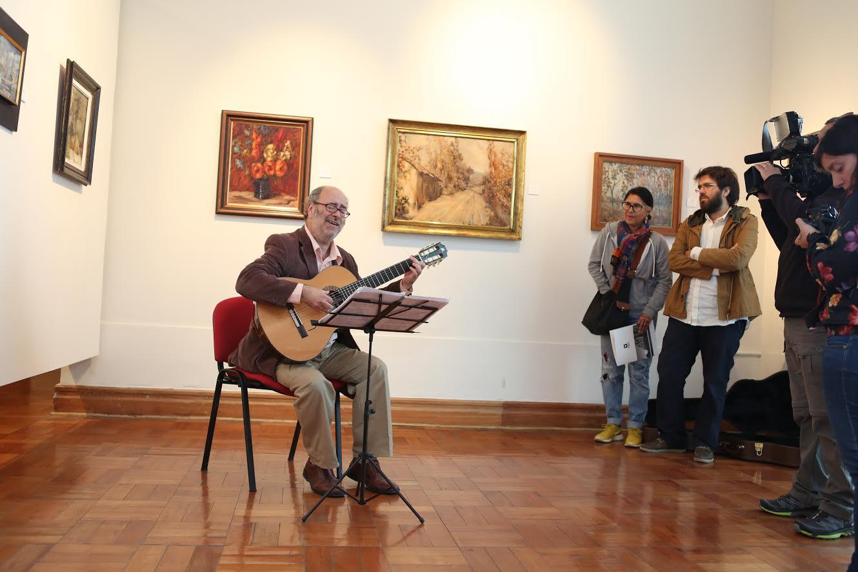 """Tres artistas nacionales protagonizanlas """"Residencias Artísticas"""" en UTalca"""