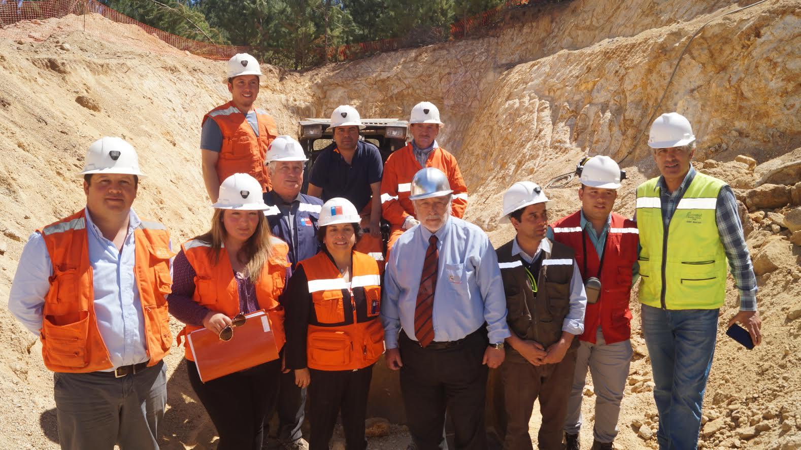 Ministra de Minería e Intendente Meza participaron del IV Encuentro Nacional de Minería en el Maule