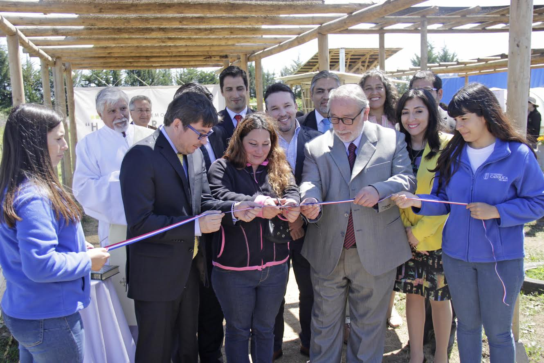 Innovaciones beneficiarán a familias rurales en nuevo Centro Demostrativo de la UCM y FOSIS