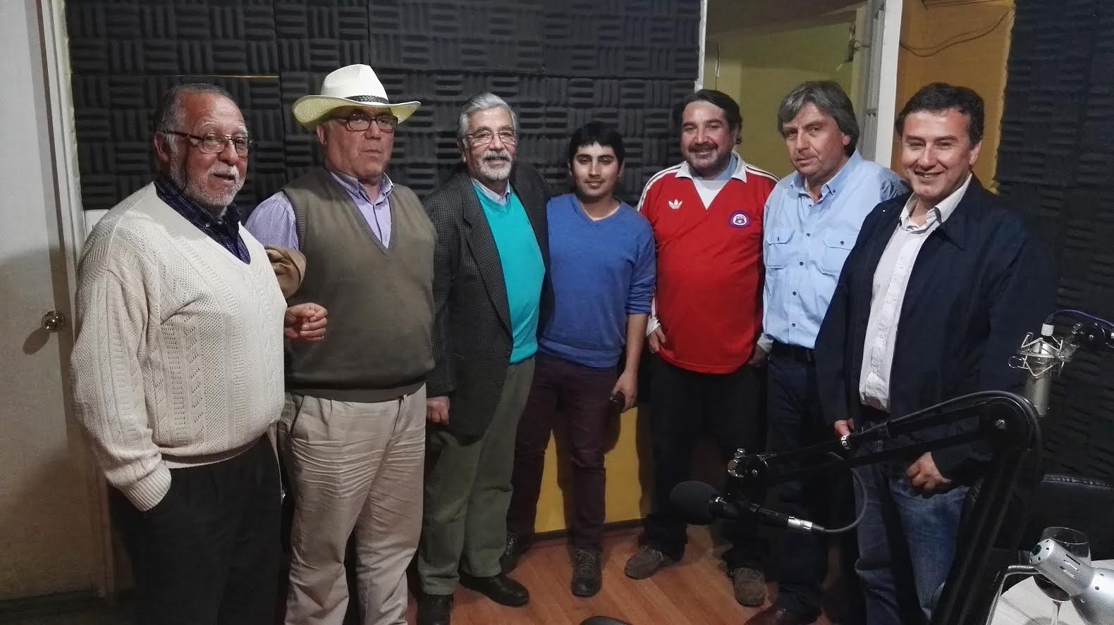Radio Lautaro cumplió 80 años de existencia en Talca