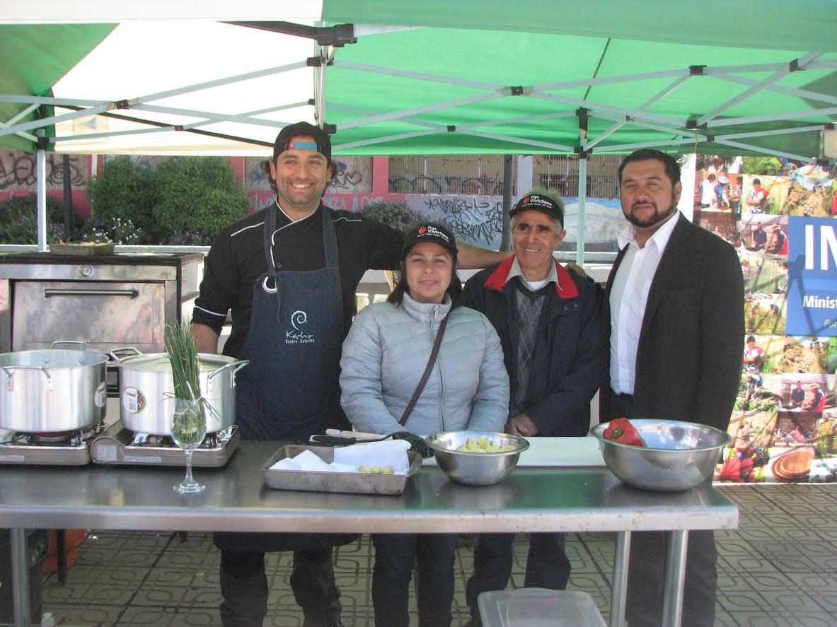 MINAGRI celebró el Día de la Alimentación en Talca potenciando el consumo de legumbres