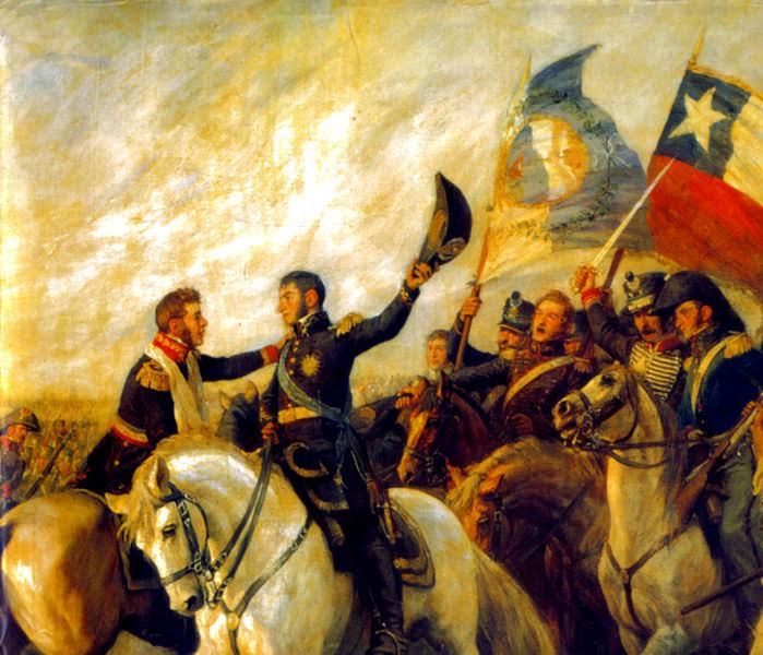 Libro de la UTALCA ilumina zonas aun polémicas de la Independencia de Chile