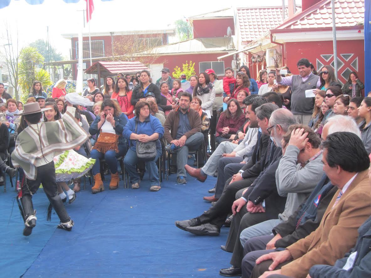 En comuna de Maule se concretó subsidio 100 mil del Programa de Protección del Patrimonio Familiar