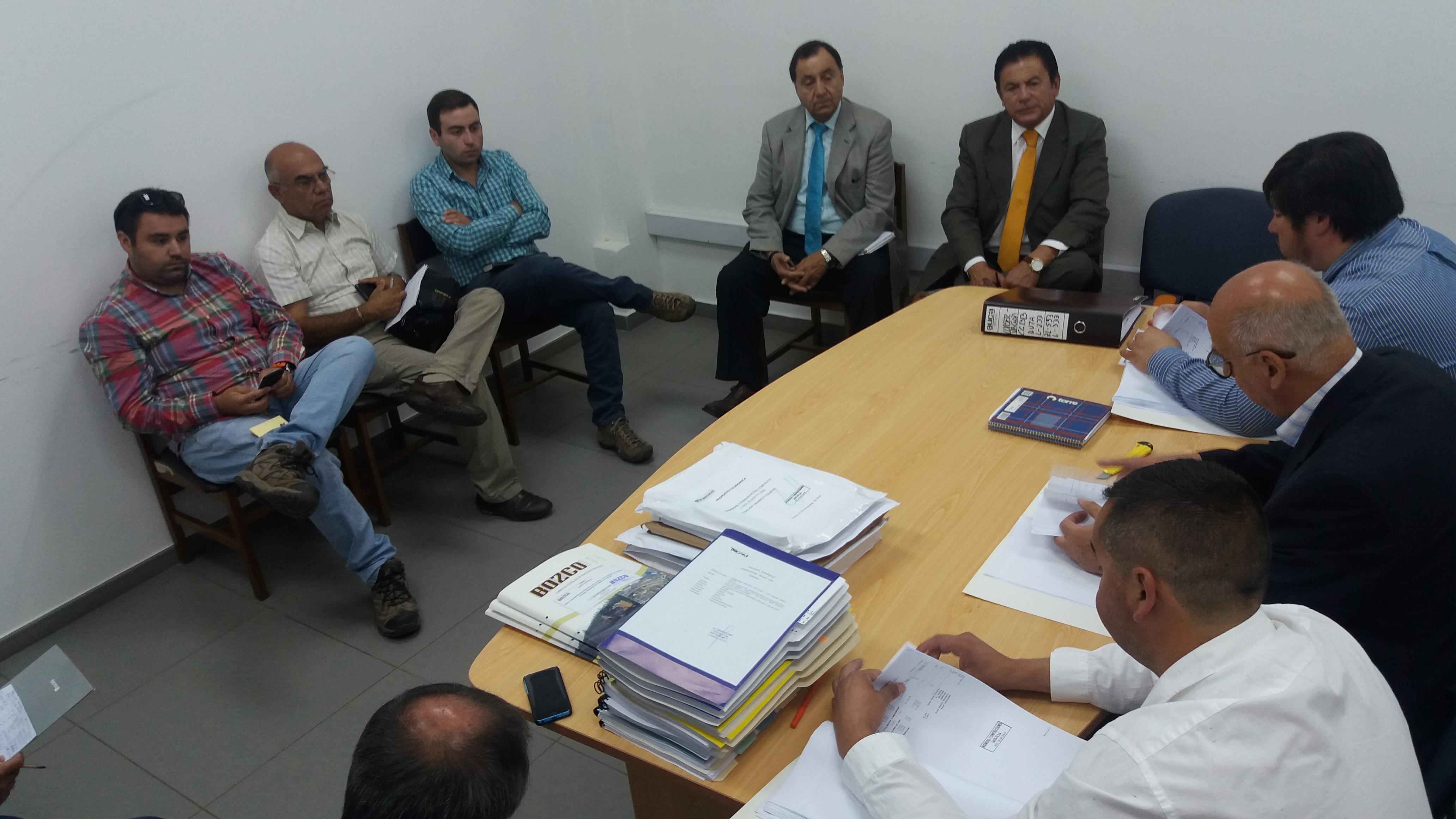 MOP pavimentará rutas a San Bartolo, Las Brisas y San Dionisio de Linares y Colbún