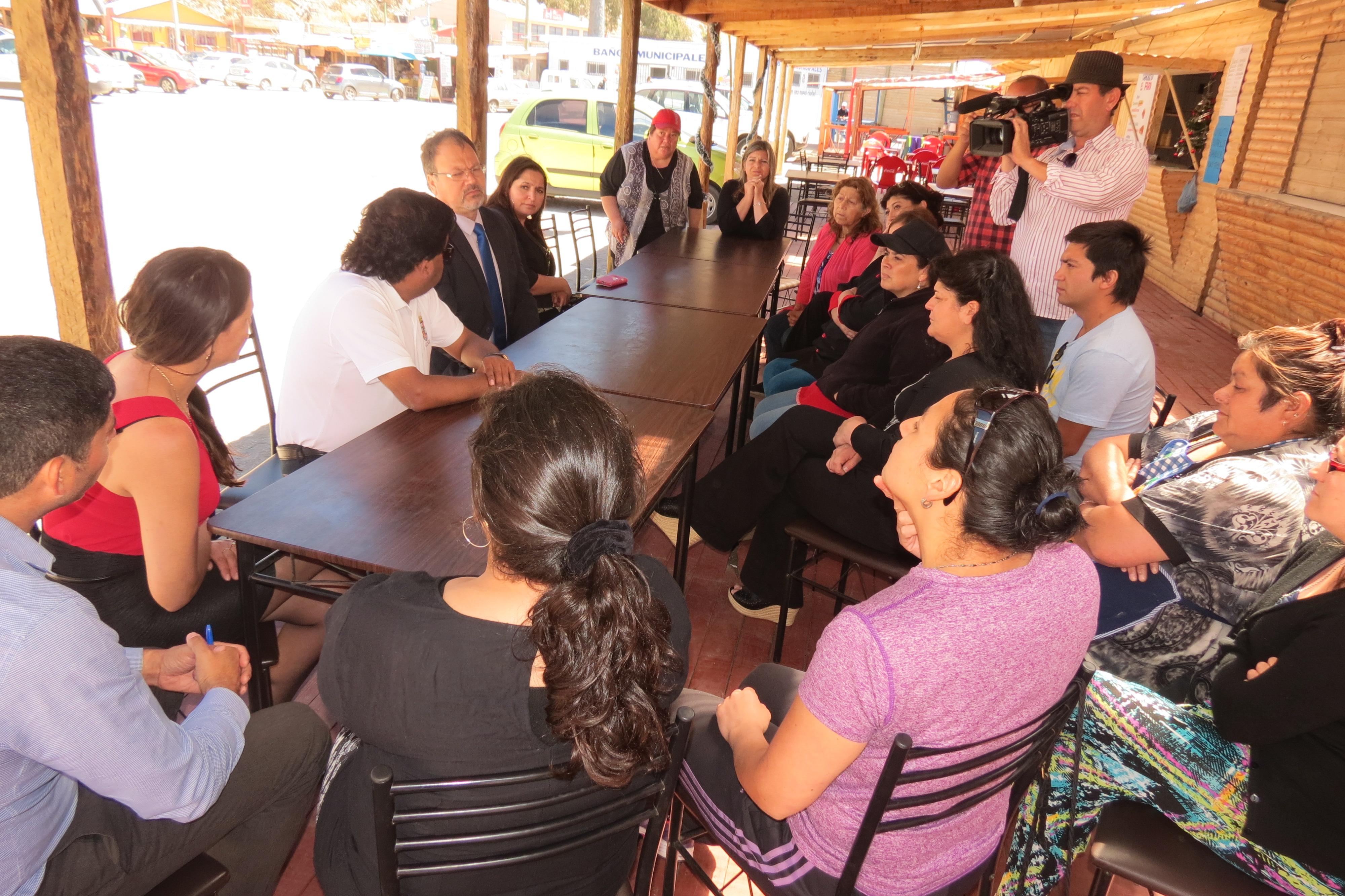 Gobernación de Talca liderará acciones para entregar concesión en playa de Constitución