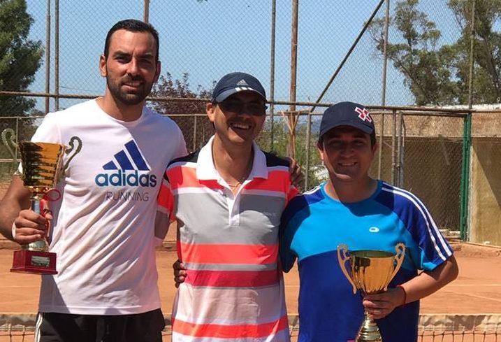 Concluyó Campeonato de Maestros de Tenis en Cauquenes