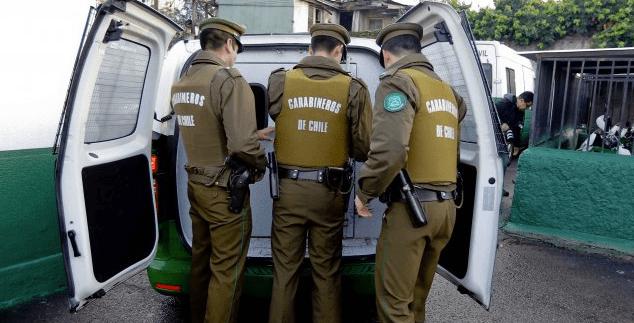 Detienen a dupla de asaltantes frecuentes del centro de Talca