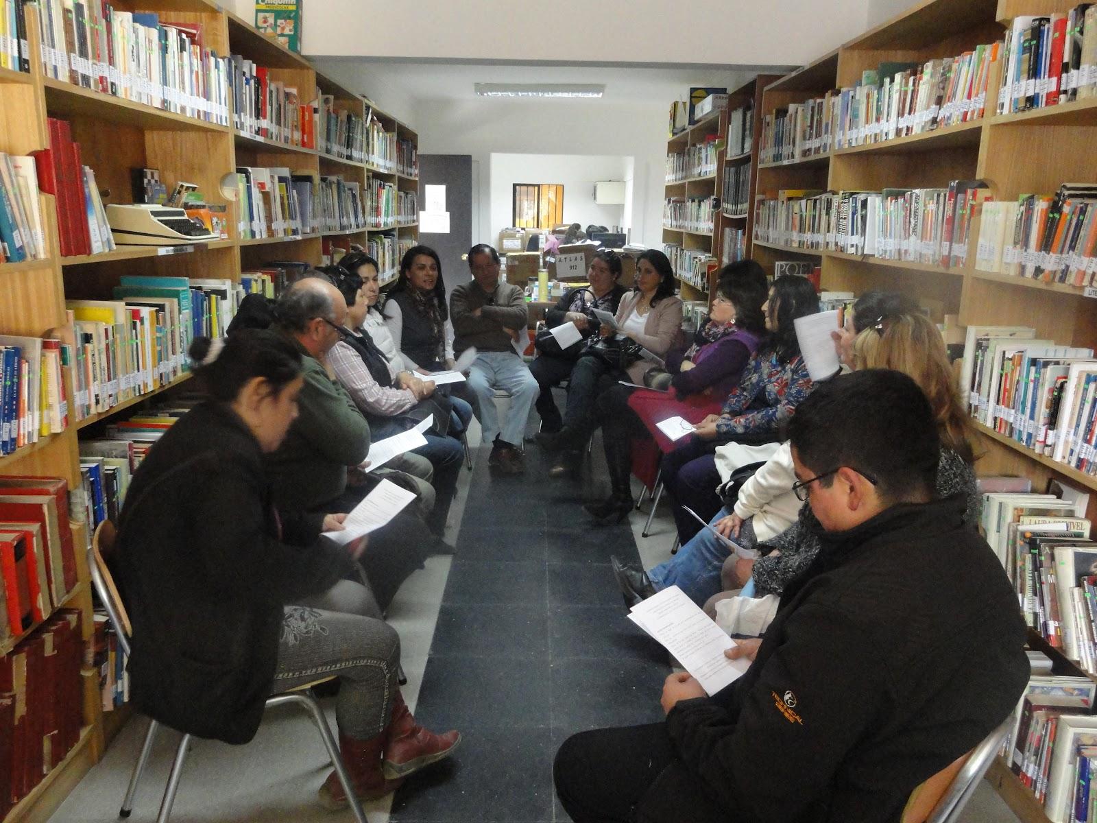 Libro recogerá narraciones de estudiantes del sector surponiente de Talca