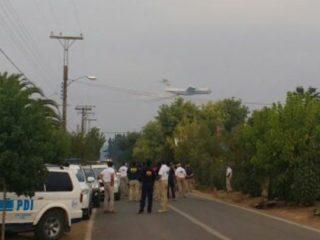Al menos 10 casas destruidas deja incendio en Parral: continúa sin control