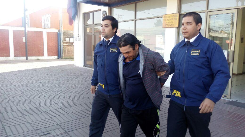 Detienen a presunto asesino de obrero agrícola de 63 años en sector rural de Linares
