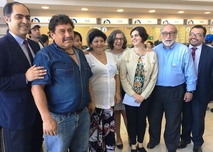 118 mil familias maulinas comenzaron a recibir el Aporte Familiar Permanente