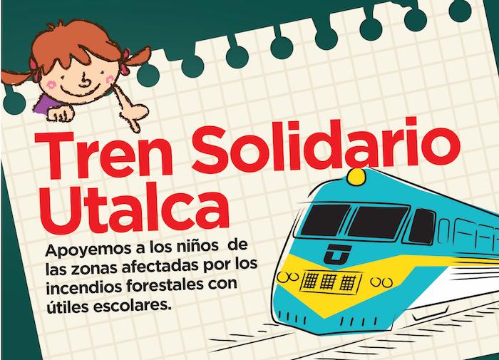 Esta semana culmina la campaña solidaria para ayudar a niños de zonas aledañas al Ramal
