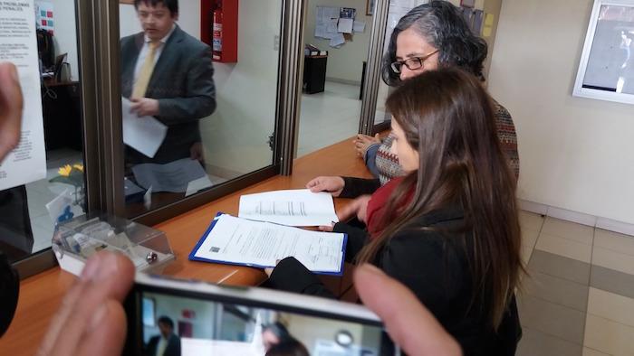 Sernameg Presenta Querella Criminal por Femicidio Frustrado en Molina