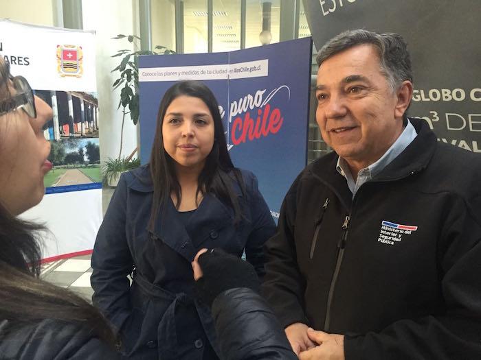 Autoridades de Gobierno dan a conocer Alertas Sanitarias Ambientales para Linares