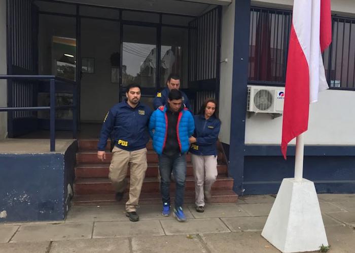 PDI Linares detiene a sujeto por violación a mujer con discapacidad intelectual