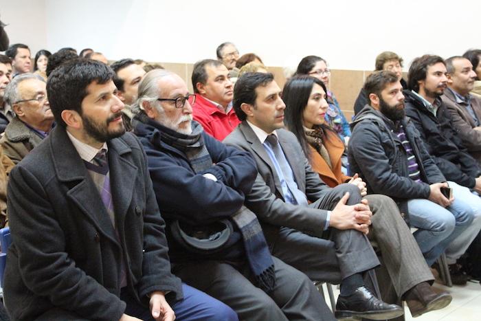 Firman acuerdo para mejorar proyecto de compostaje industrial en comuna de Romeral