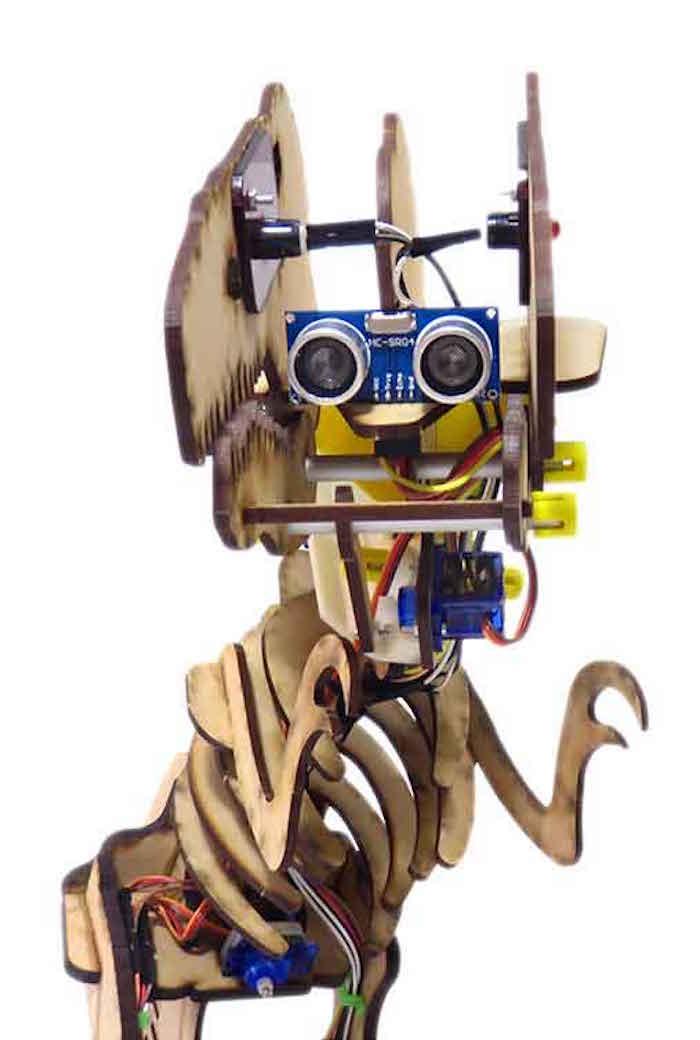 Universidad de Talca y empresa ESQOK realizarán cursos de robótica