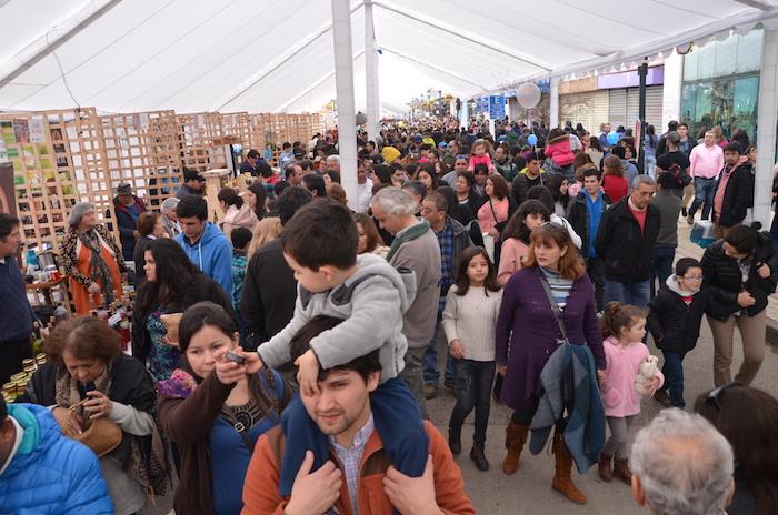 IX versión de la Fiesta del Chancho Muerto atrajo a más de 200 mil visitantes