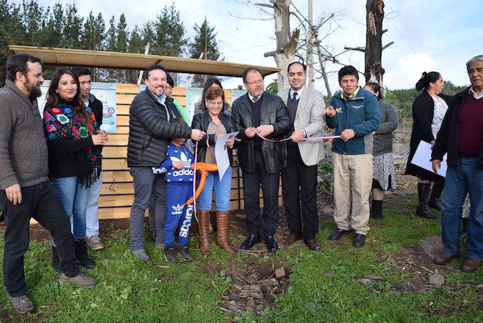 Inaugura Punto Limpio de Reciclaje que mejorará la vida y el turismo en Pellines