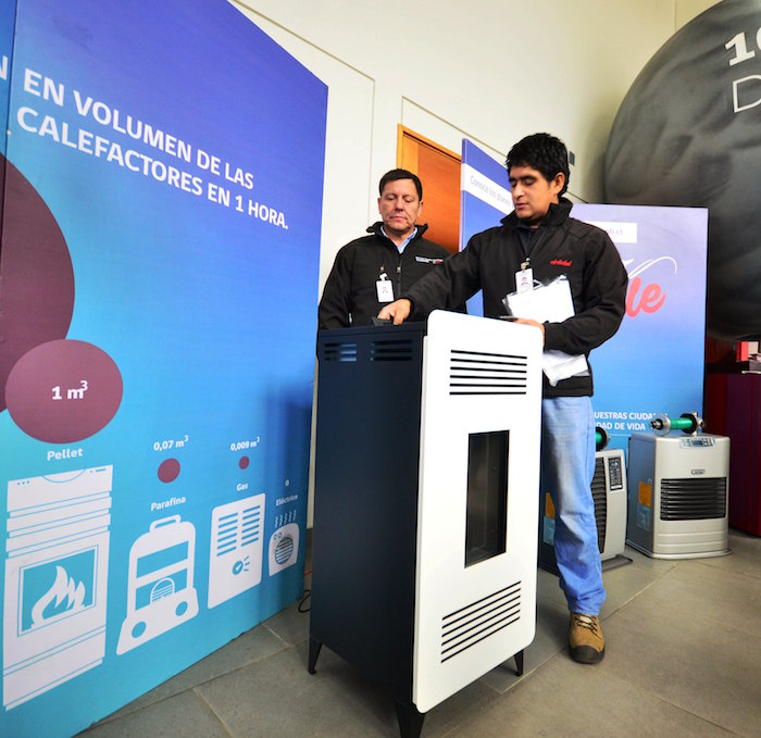 Ya se encuentra disponible listado de seleccionados para el Programa Recambio de Calefactores