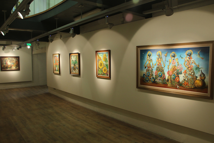UTalca inauguró sala Subterráneo de la Nueva Galería de Arte NUGA