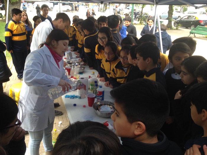 Todo listo para celebrar la Semana Nacional de la Ciencia y Tecnología en el Maule