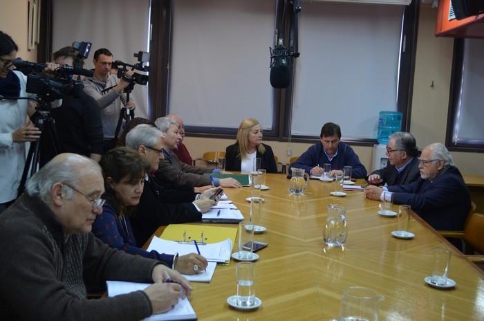 Delegación Maulina solicita que Provincia de La Pampa forme parte del Comité de Integración Paso Pehuenche