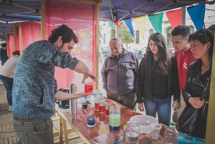 Fiesta en el Jardín Botánico UTalca cierra la Semana de la Ciencia en el Maule