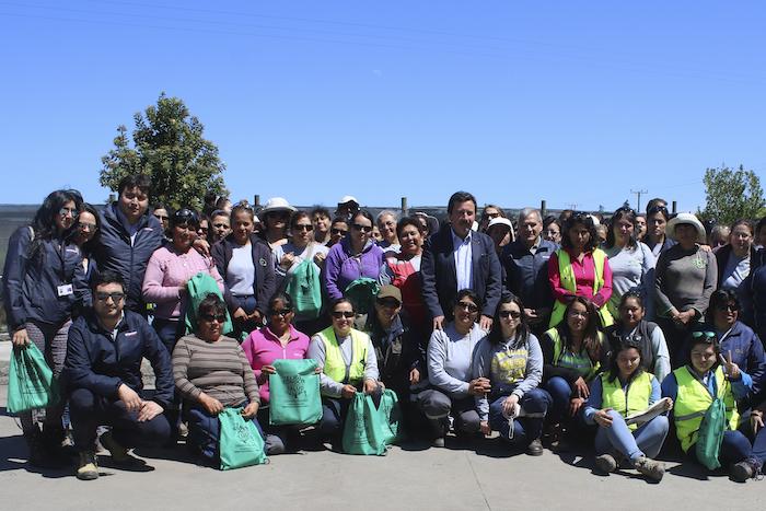 Seremi de Salud realiza lanzamiento regional de Temporada Agrícola en Constitución