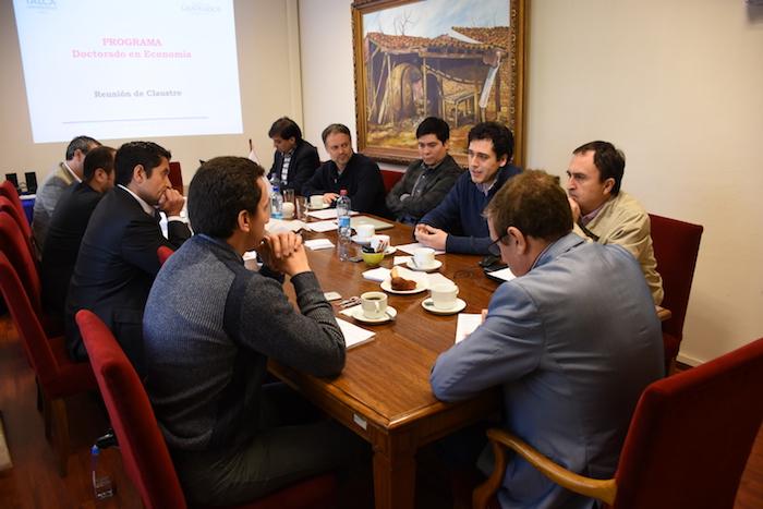 Con nuevo doctorado de Economía UTALCA profundiza en la formación de capital humano avanzado