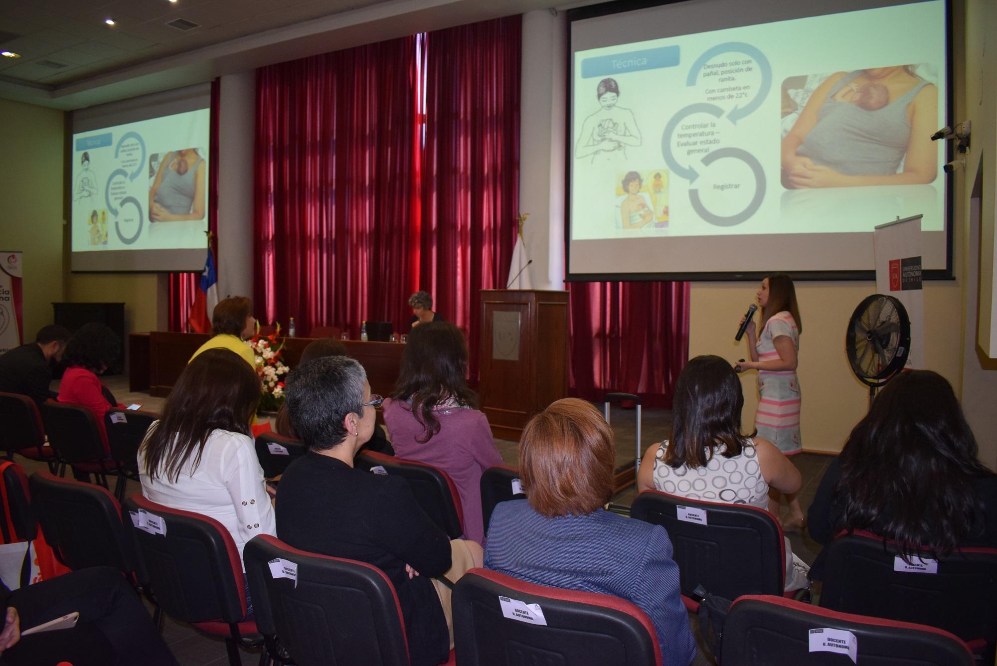 Universidad Autónoma celebró el  VI Congreso de Lactancia Materna