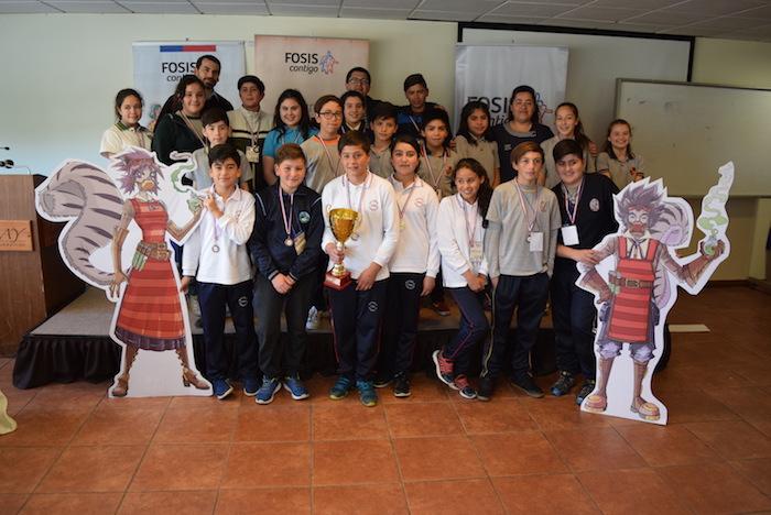 Alumna de Teno se impuso en torneo regional de educación financiera organizado por el FOSIS