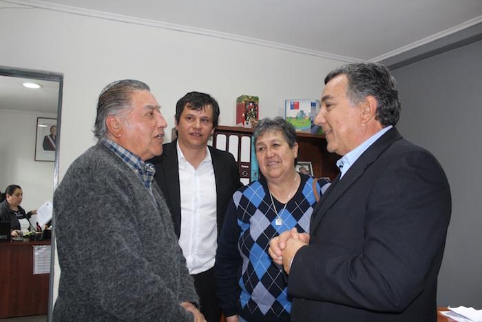 170 familias de sectores medios de la Provincia de Linares podrán comprar o construir su vivienda