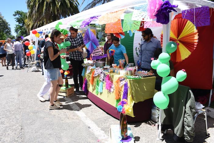 Una fiesta internacional se vivió en la Universidad de Talca