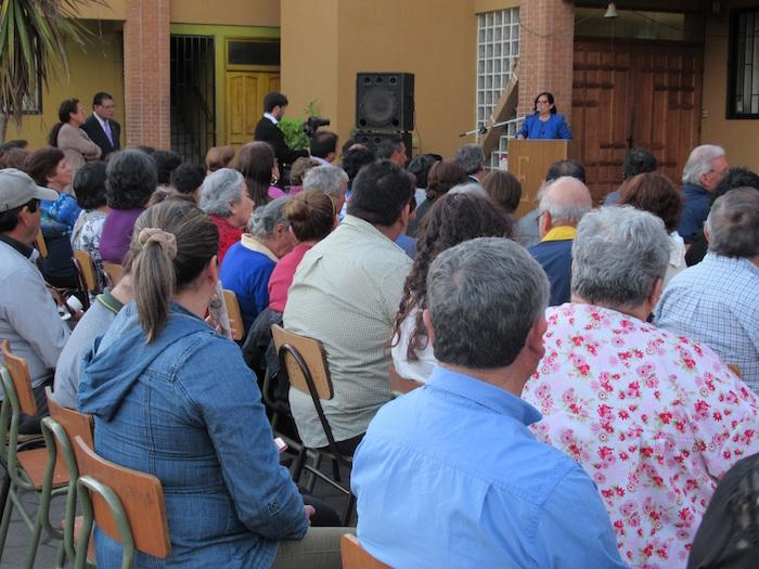 Candidatos firmaron un compromiso con los vecinos del Territorio 5 de Talca