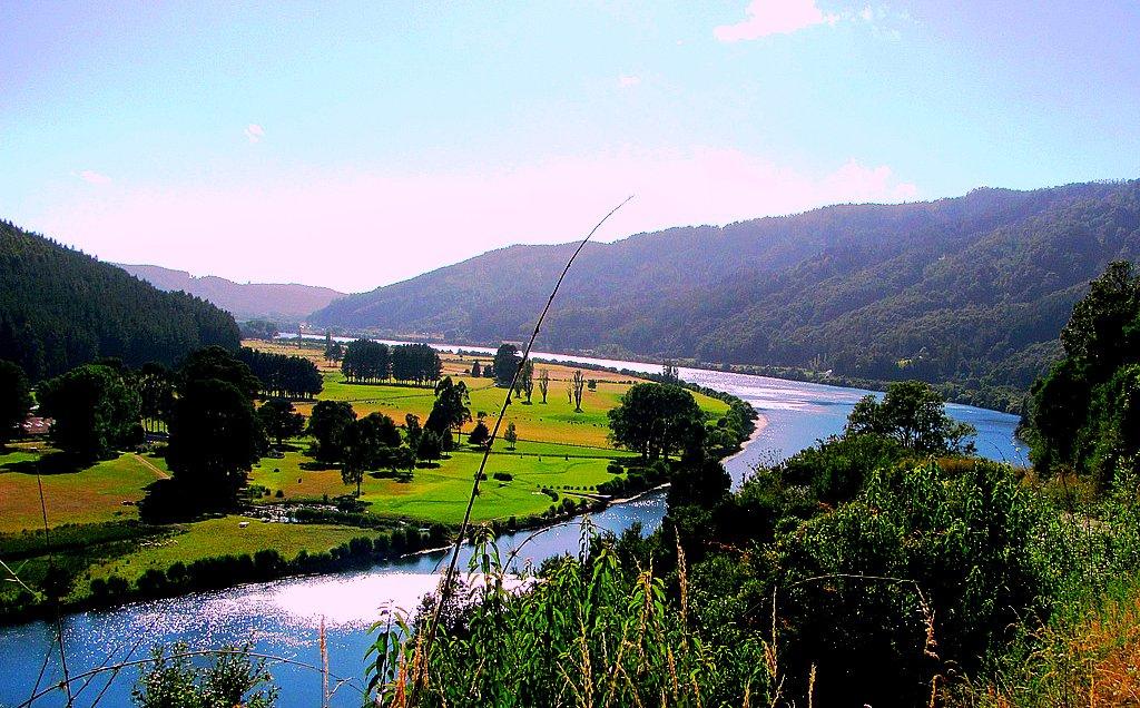 La ciudad de los ríos, Valdivia