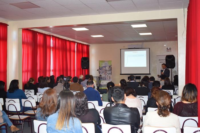 Daem Curicó desarrolló Primer Encuentro de Docentes de Matemática de la Provincia