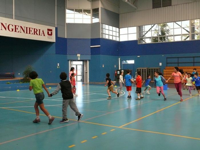 UTALCA realizará en Curicó taller polideportivo para niños
