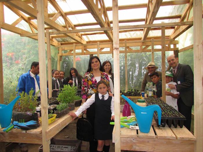 Club del Árbol de Talca construye vivero gracias al financiamiento del Fondo de Protección Ambiental