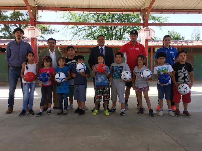Gobierno habilita centros para cuidar a mil 450 hijos de padres que realizan trabajos de temporada en el Maule
