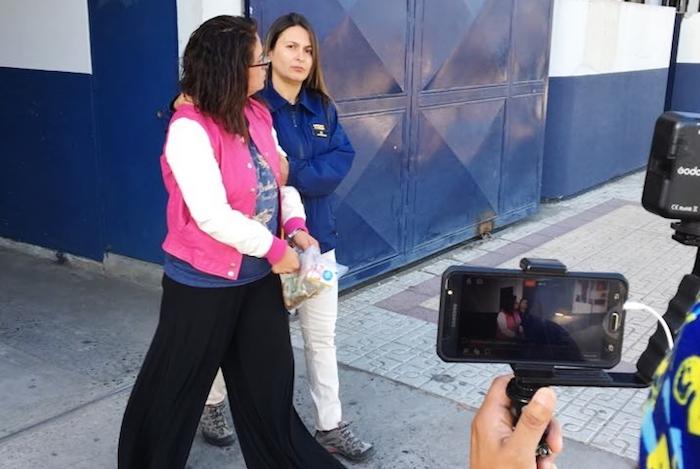 PDI Talca detiene a una mujer que sería líder de una banda dedicada a robar en hoteles