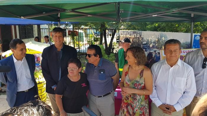 Anuncian mejoramiento para nuevos cuatro barrios en la Región del Maule