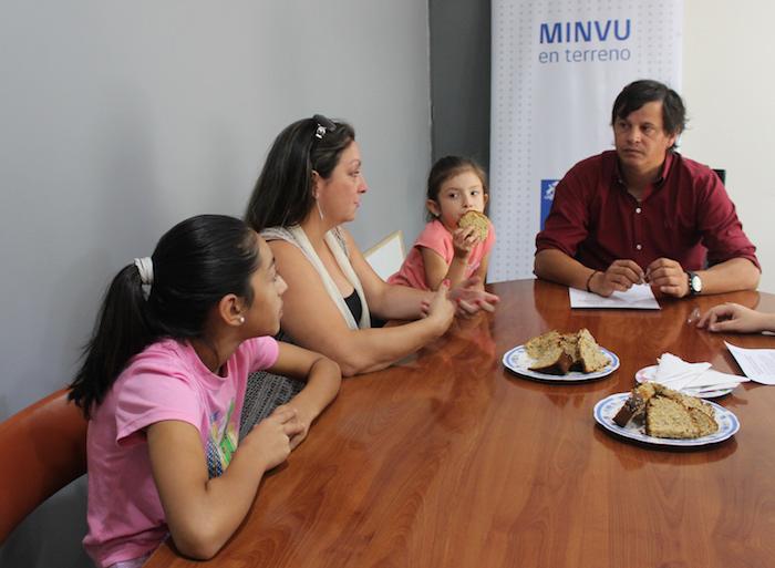 554 familias  de la provincia  de  Linares  cambiaron  su calidad  de vida  gracias al subsidio de arriendo