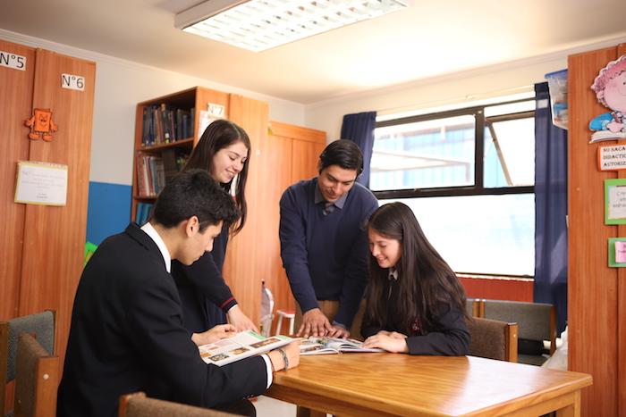 Más de 90 colegios se vincularon con la Universidad de Talca en Linares, Yerbas Buenas, Talca y San Javier