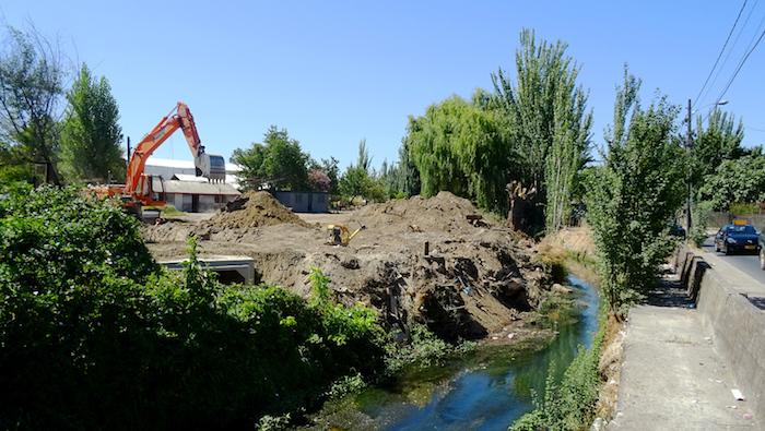 Nuevo puente en Canal Baeza beneficiará a 20 mil habitantes del sector norte de Talca