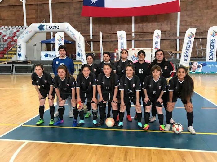 Linares será sede del Primer Campeonato Nacional De Fútbol Femenino