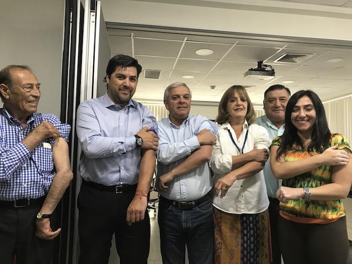 Consejo Regional hace llamado para vacunarse contra la Influenza
