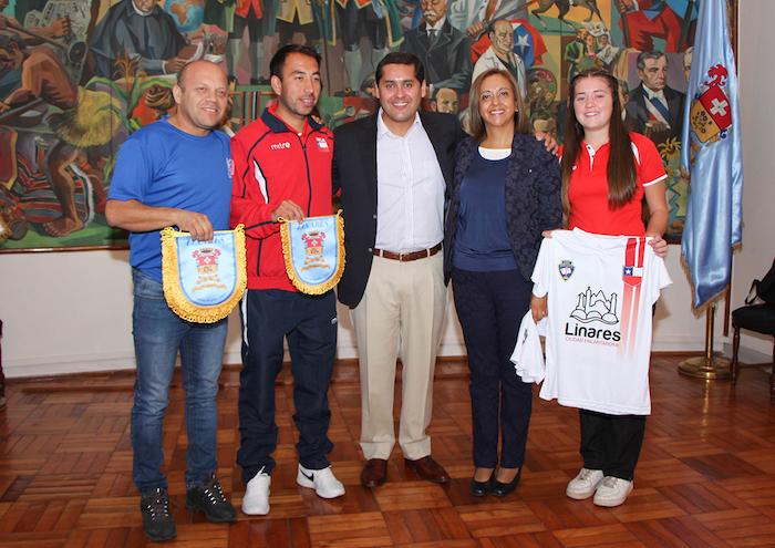 Seleccionadas Linarenses repiten Cábala Rumbo a Torneo Sudamericano