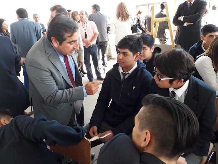 """Seremi de Educación: """"Se han sentado las bases para seguir avanzando hacia un Chile Mejor"""""""