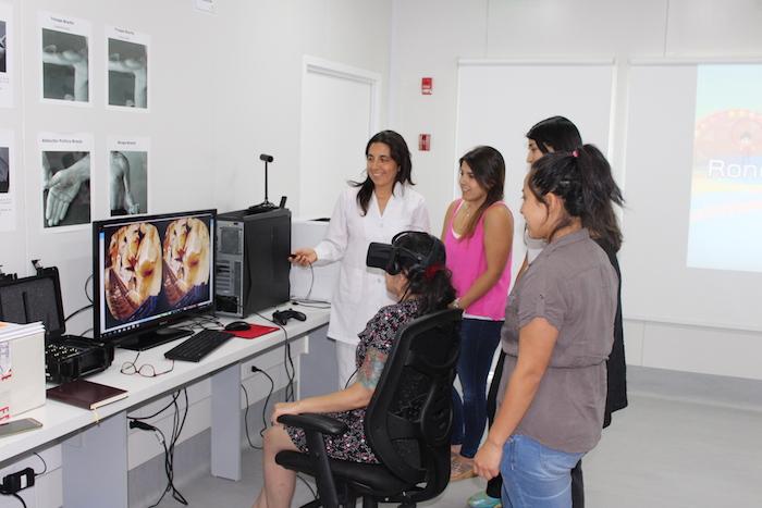Terapia kinésica basada en realidad virtual despierta interés de instituciones de salud
